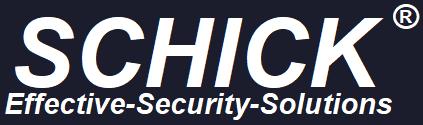 Schick Sicherheitstechnik der Fachhandel für Sprechanlage & Überwachung  seit 1994