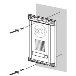 Türklingel außen mit Videofunktion