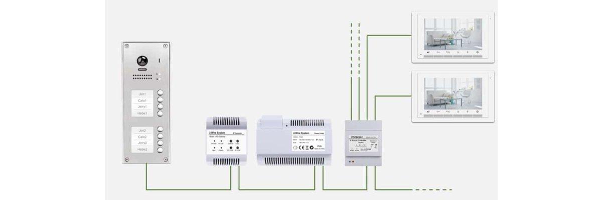 Für den Monitor MB87 (V2) ist ein Firmwareupdate verfügbar welches das SIP Info Menü für unser NWS Sip Netzwerkmodul auch für dieses Gerät verfügbar macht. - Für den Monitor MB87 (V2) ist ein Firmwareupdate verfügbar welches das SIP Info Menü für unser NWS Sip Netzwerkmodul auch für dieses Gerät verfügbar macht.