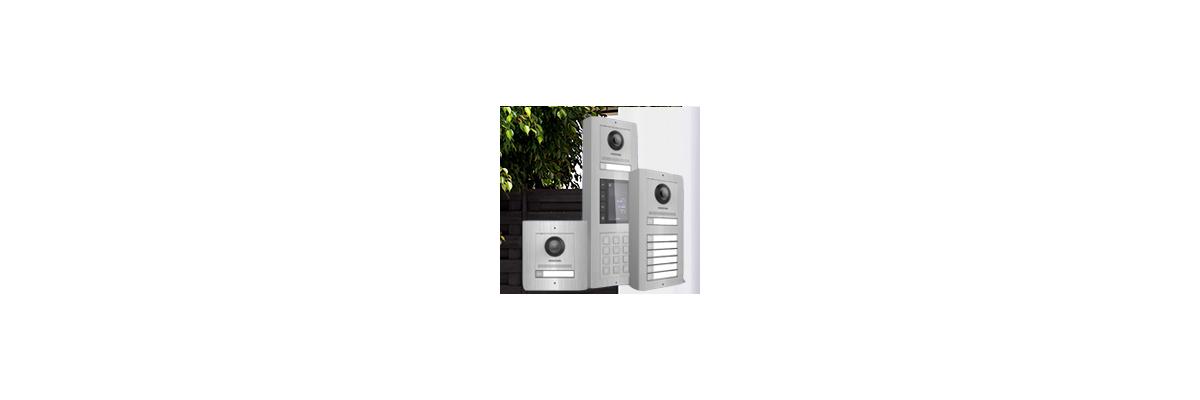 HIKVSION Modulare Türsprechanlage der Generation 2viele neue Funktionen für KD8003 und alle Sprechanlagen Monitore   - HIKVSION Modulare Türsprechanlage der Generation 2viele neue Funktionen für KD8003 und alle Sprechanlagen Monitore