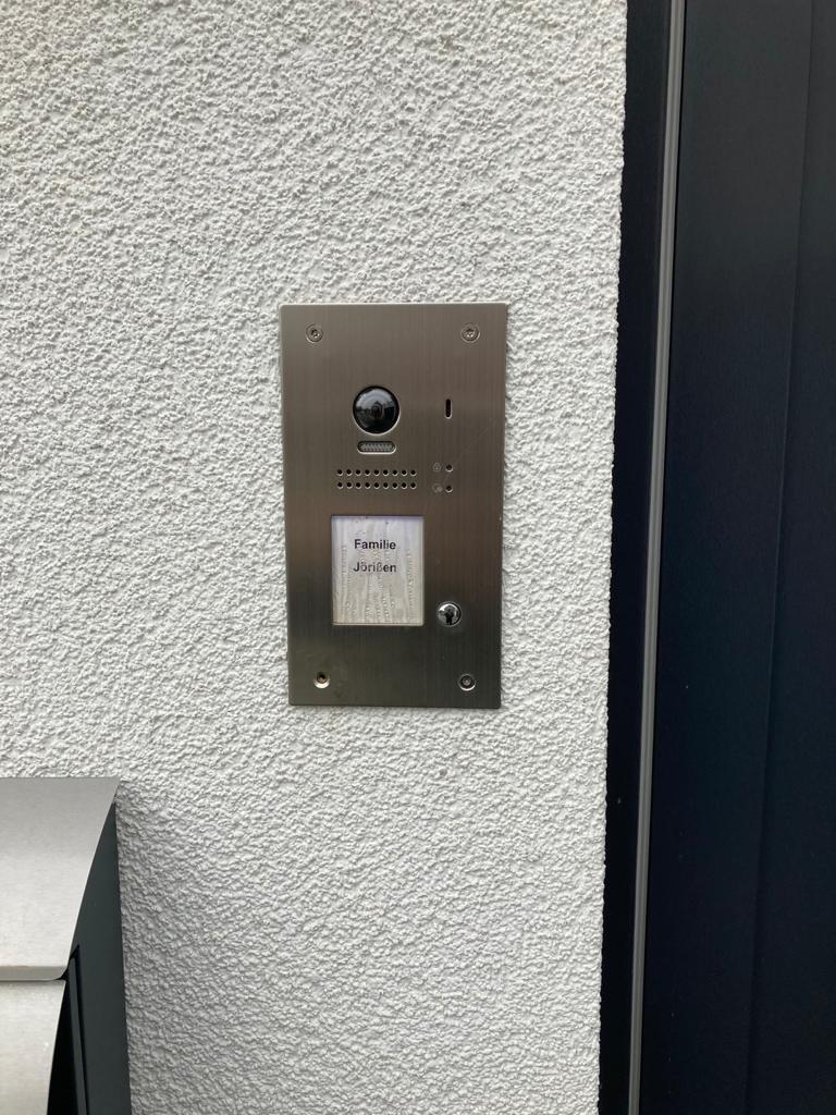 Video-Türsprechanlage-Unterputz-DSB1207
