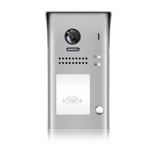 DSB1207/ID/S1 Video Türsprechanlage 1-Familienhaus mit RFID Türöffner Video Türsprechanlage 1-Familienhaus Aufputz