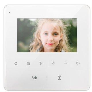 """Türsprechanlage Monitor 4,3""""  MB837 Sensor Tasten"""