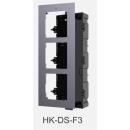 DS-KD-ACF3  Front & Unterputz Einbaurahmen 3-fach...