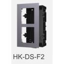 DS-KD-ACF2 Front & unterputz Einbaurahmen 2-fach...