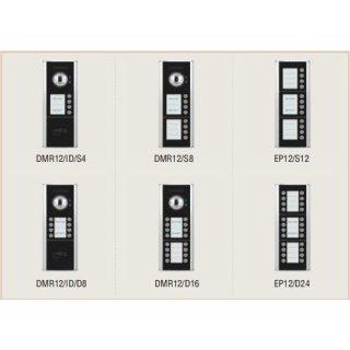 Türsprechanlage DMR12 Erweiterungspanel EP12 mit 12 Tasten