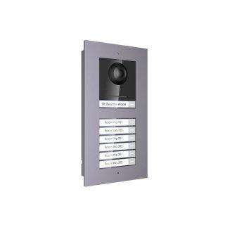 2 Draht IP Video Türklingel  HIKVISION 2 Megapixel 7 x Klingeltaste /UP /2er