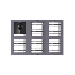 2 Draht IP Video Türklingel  HIKVISION 2 Megapixel 31 x  Klingeltaste  /AP /2er