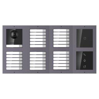 2 Draht IP Video Türklingel  HIKVISION 2 Megapixel 31 x  Klingeltaste / ID /I /AP /2er