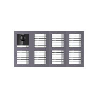 2 Draht IP Video Türklingel  HIKVISION 2 Megapixel 42 x Klingeltaste  /UP /2er