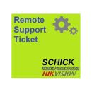 Einrichtungsservice Remote Support Ticket  für 2...