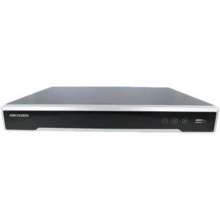 Ip HIKVISION PRO Rekorder DS-7616NI-K2/16P für 16 Kanäle und 8 mpx Auflösung mit 16 ports PoE