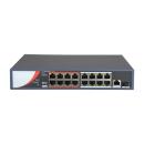 PoE-Switch Safire   Switch PoE 16 Port - SF-SW1816POE-135