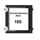 DS-KD-INFO beleuchtetes Info Modul
