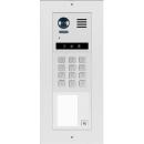 DT821 Video Türsprechanlage Video Türsprechanlage 1-Familienhaus   MechanicalKeypadModul für Türöffner und Wohnungsanwahl