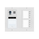 DT821 Video Türsprechanlage 8x Klingeltaste mit Dot-MatrixdisplayModul  f. Aktionsanzeigen und RFID Karten Türöffner