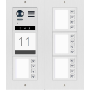 DT821 Video Türsprechanlage 16x Klingeltaste Infomodul