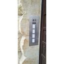Sonderstation DT821S Video Türsprechanlage 16x...