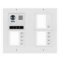 DT821 Video Türsprechanlage Aufputz Doppelrahmen mit...