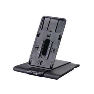 Tischmonitorhalter  Sprechanlage schwarz